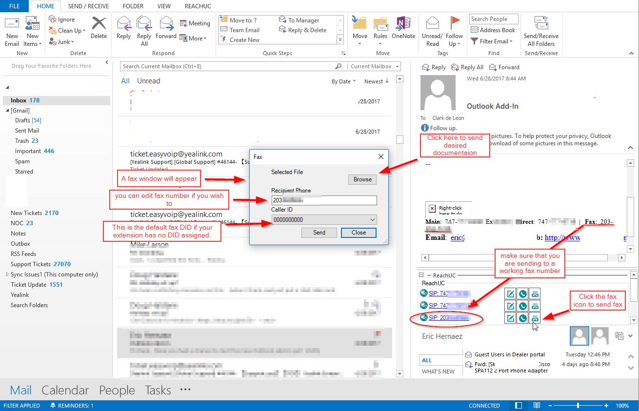 ReachUC for Outlook (Desktop) | ReachUC